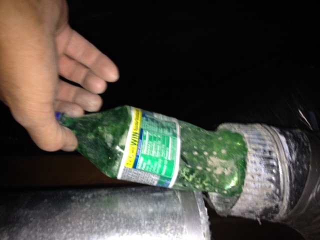 soda bottle in vent line.jpg